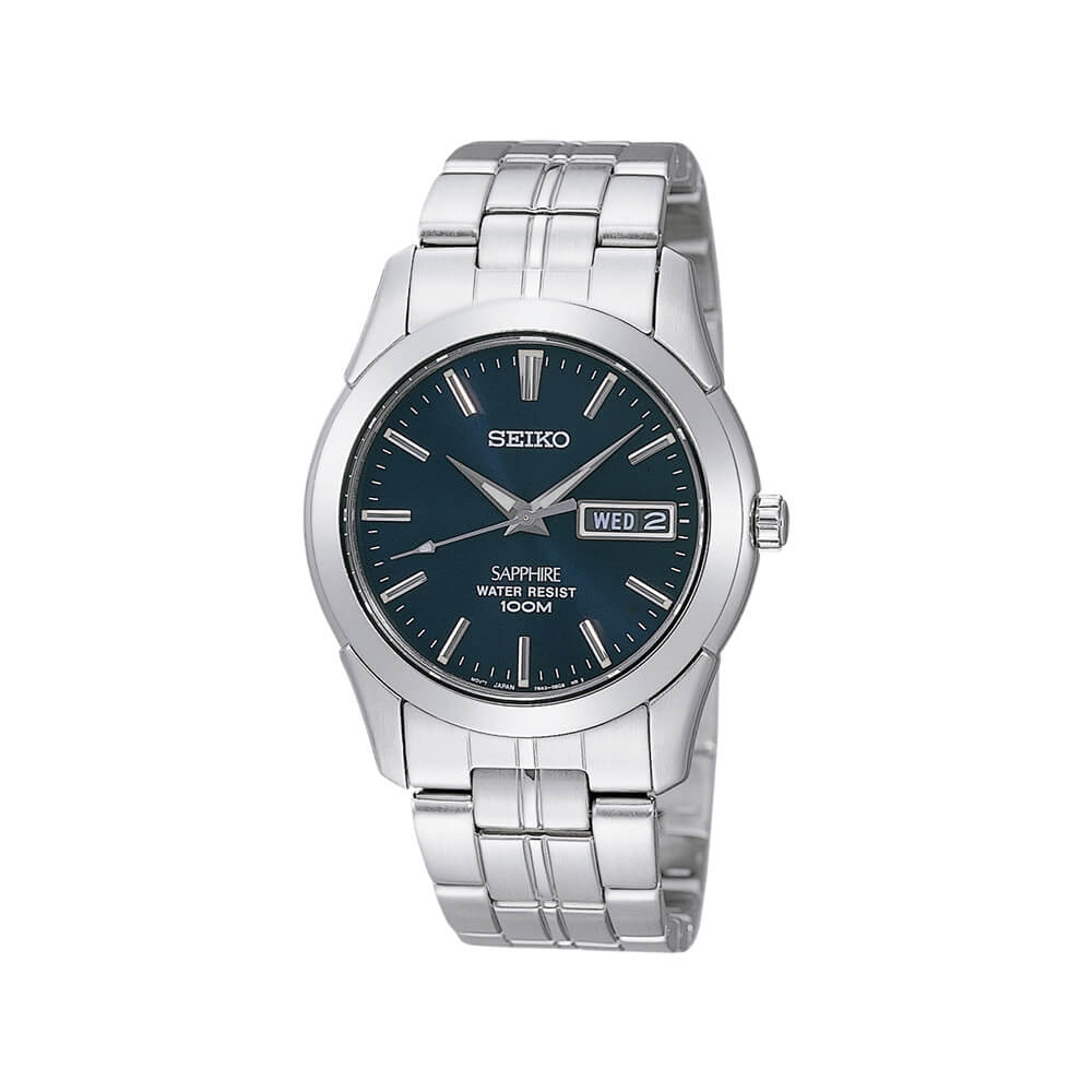 Seiko SGG717P Stainless Steel Mens Watch