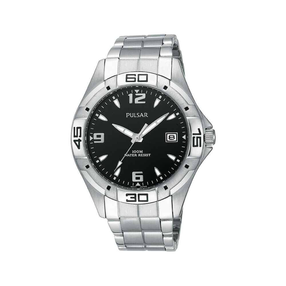 Pulsar PXH447X WR100 Mens Watch
