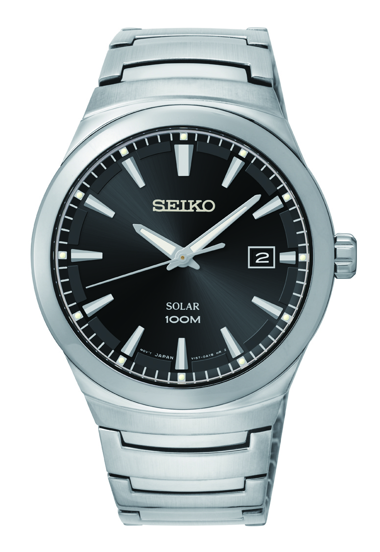 Seiko SNE291P Stainless Steel Mens Watch