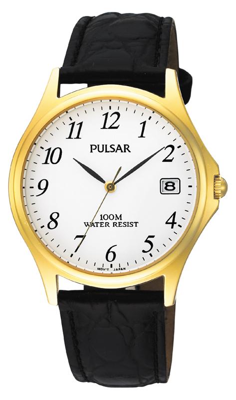 Pulsar PXH566X WR100M Mens Watch