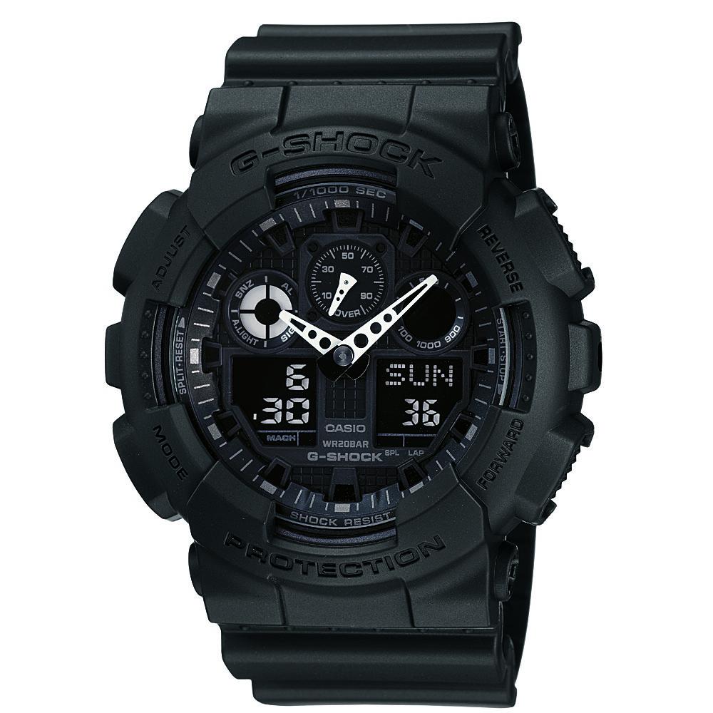 Casio GA100-1A1 G-Shock Mens Watch