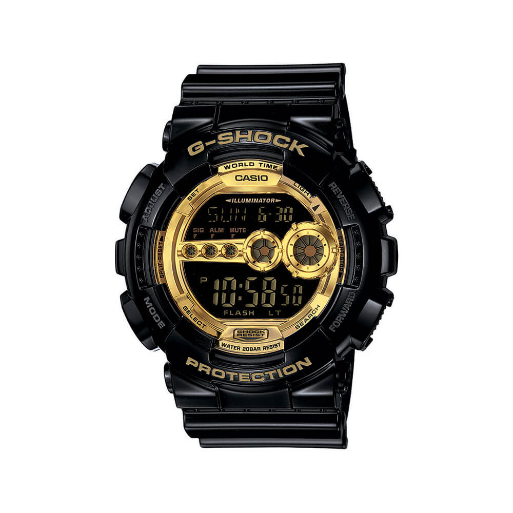 Casio GD100GB-1 G-Shock Mens Watch