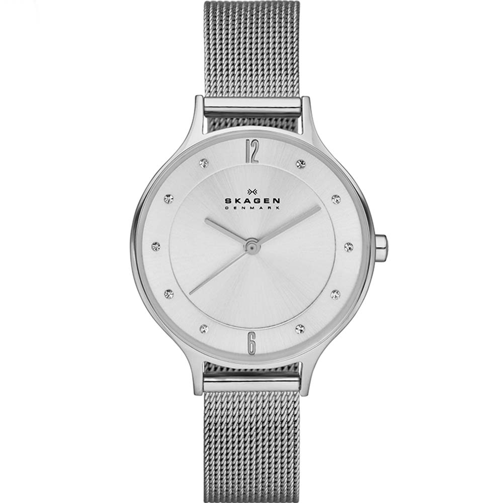 Skagen SKW2149 Anita Steel Mesh Womens Watch