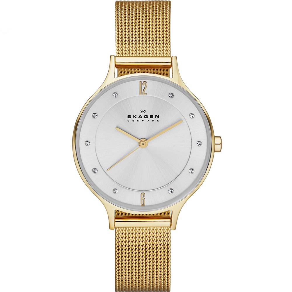 Skagen SKW2150 Anita Steel Mesh Womens Watch