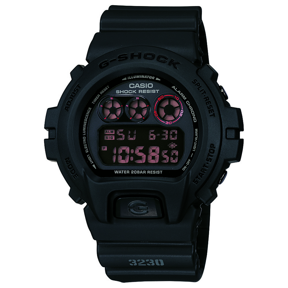 Casio DW6900MS-1 G-Shock Mens Watch