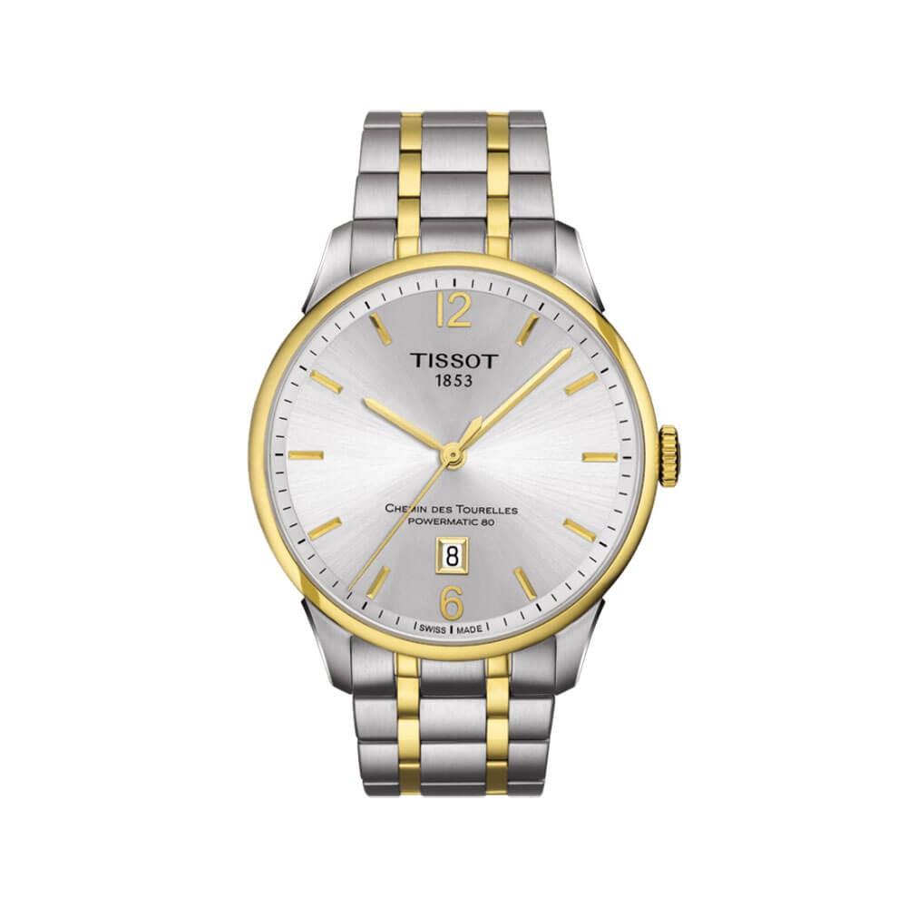 Tissot Chemin des Tourelles T0994072203700 Mens Watch