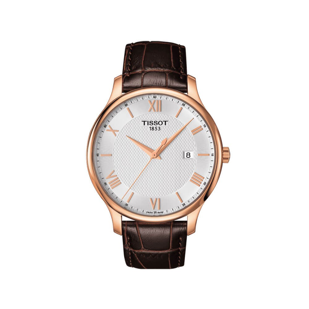 Tissot Tradition T0636103603800 Mens Watch