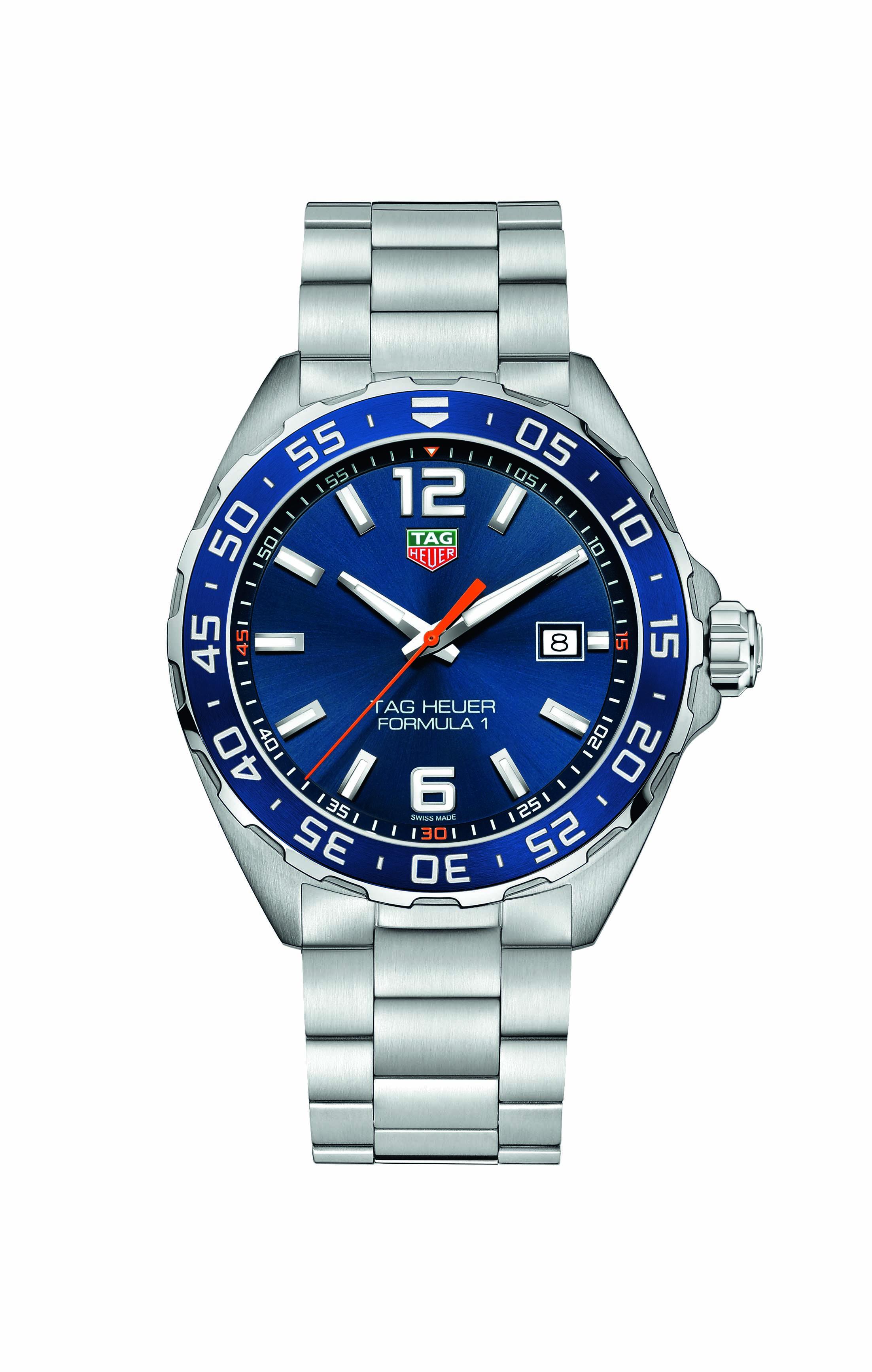 TAG Heuer Formula 1 WAZ1010BA0842 Mens Watch