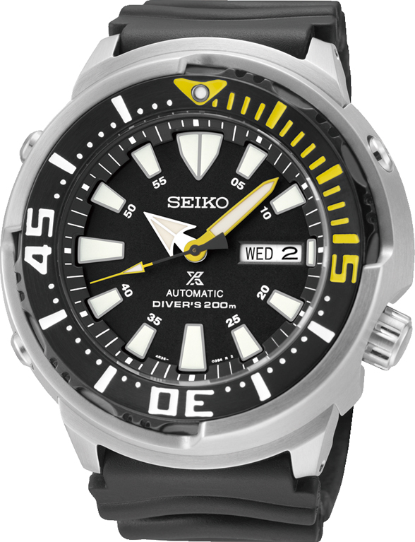 Seiko SRP639K Prospex 'Yellow Fin BabyTuna' Divers Mens Watch