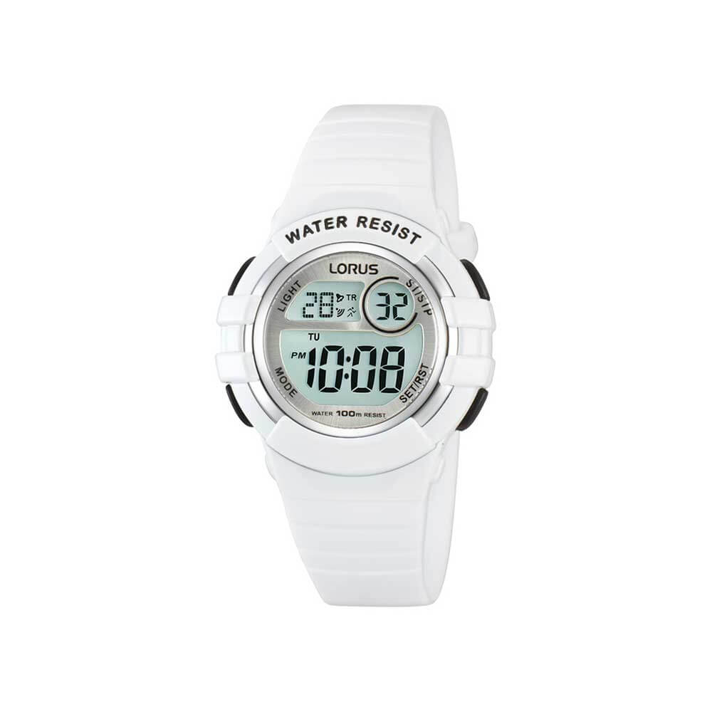Lorus R2383HX-9 Digital Unisex Watch