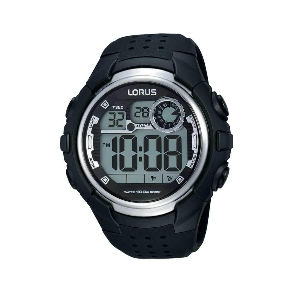 Lorus R2385KX-9 Digital Mens Watch