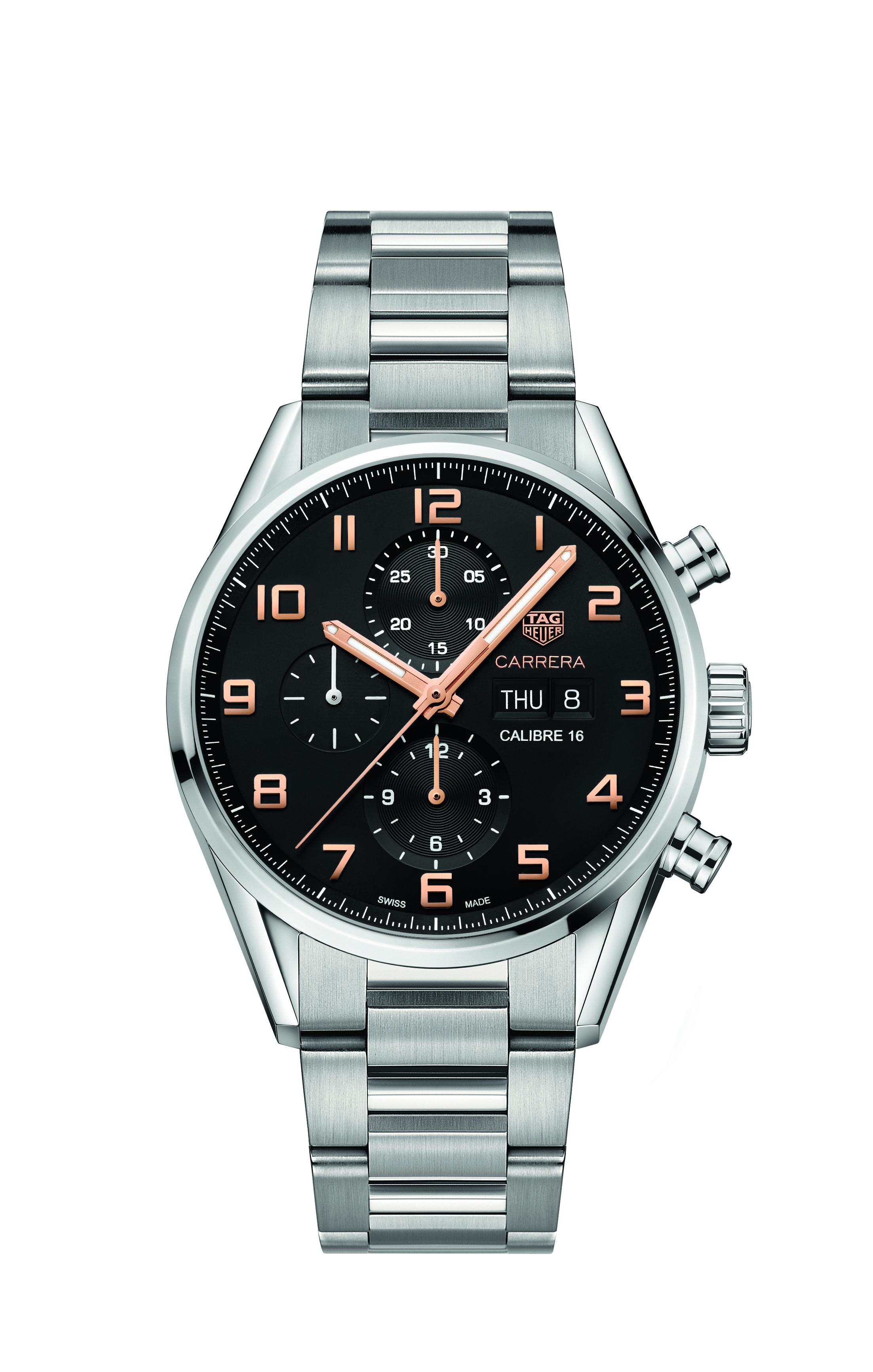 TAG Heuer Carrera CV2A1ABBA0738 Calibre 16 Mens Watch