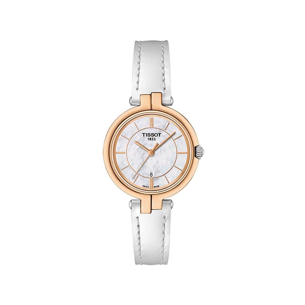 Tissot Flamingo T0942102611101 Womens Watch