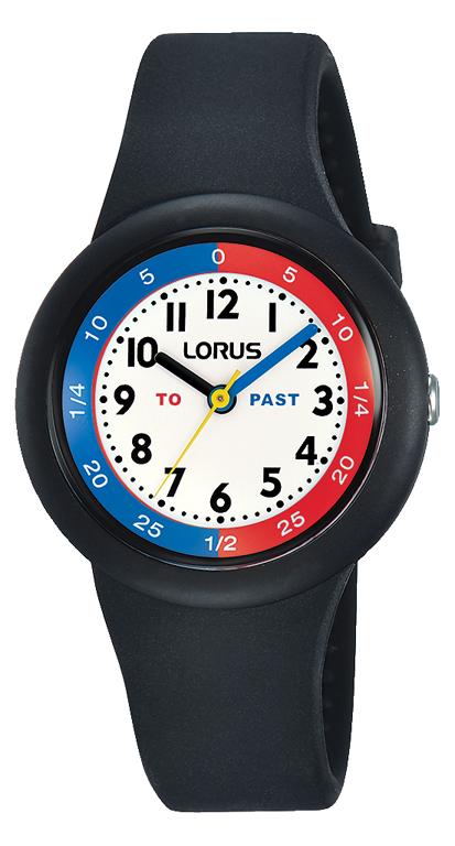 Lorus RRX91EX-9 Time Teacher Kids Watch