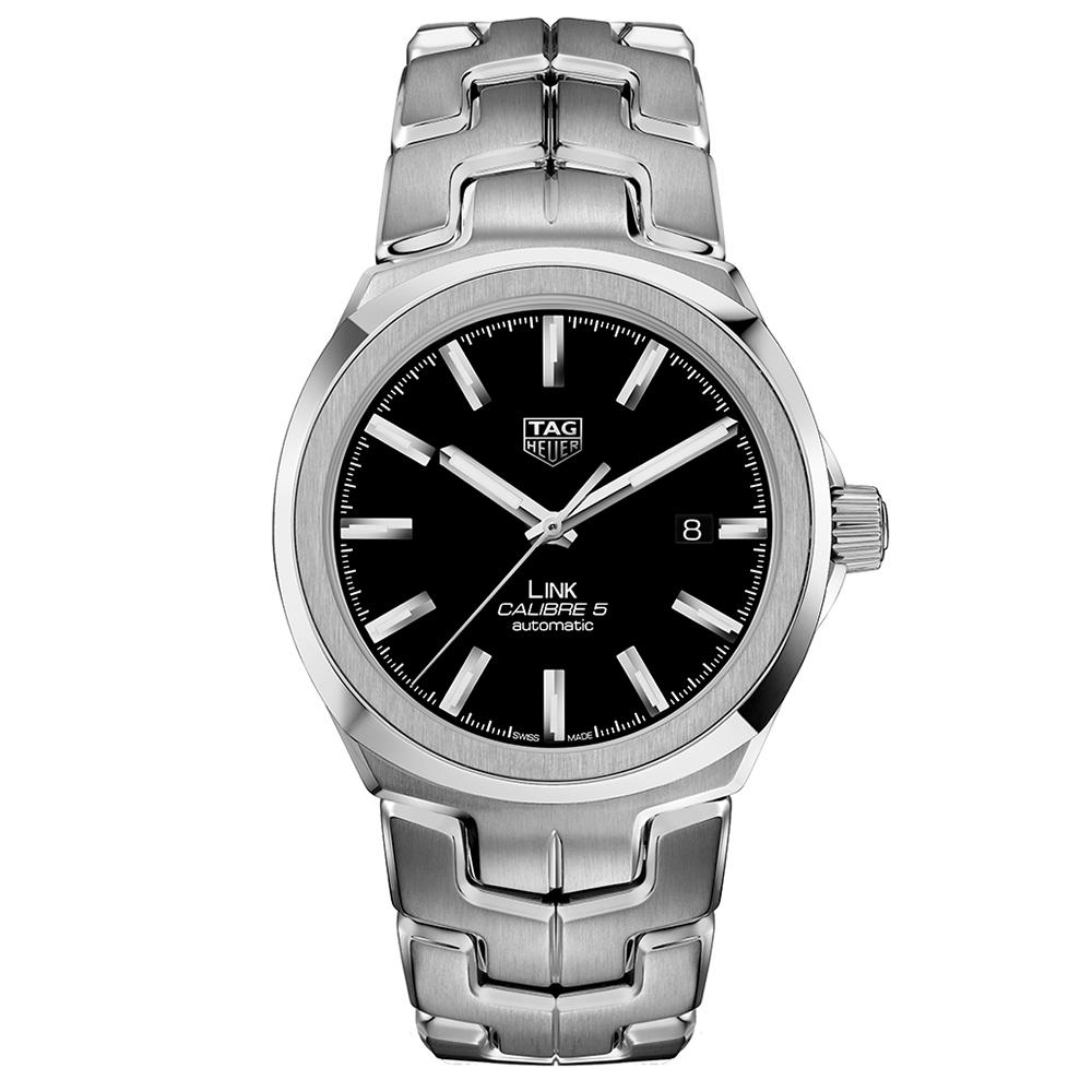 TAG Heuer Link WBC2110BA0603 Calibre 5 Automatic Mens Watch