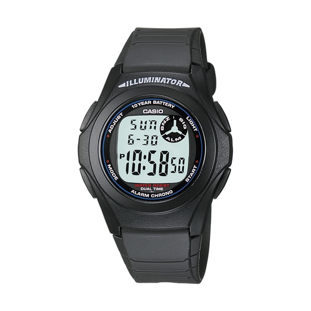 Casio Mens Watch DIG ALARM UNISEX