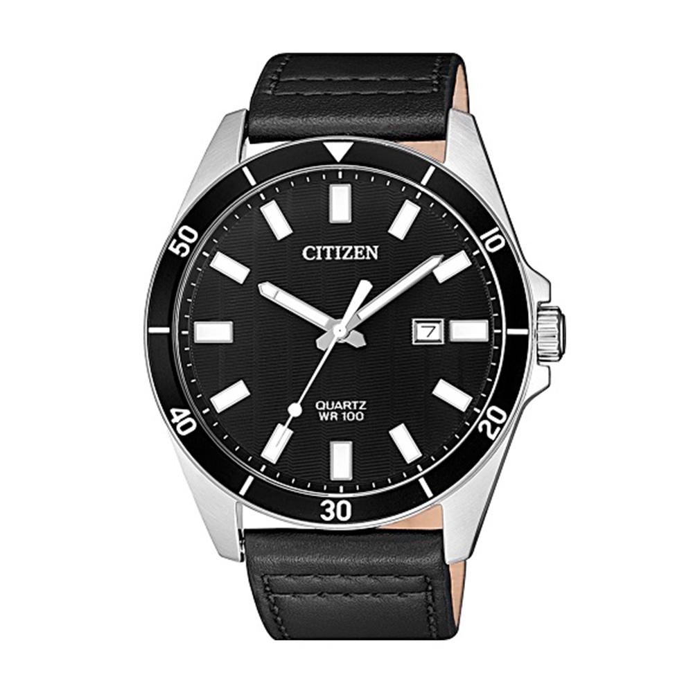 Citizen BI505003E Mens Stainless Steel Quartz Watch