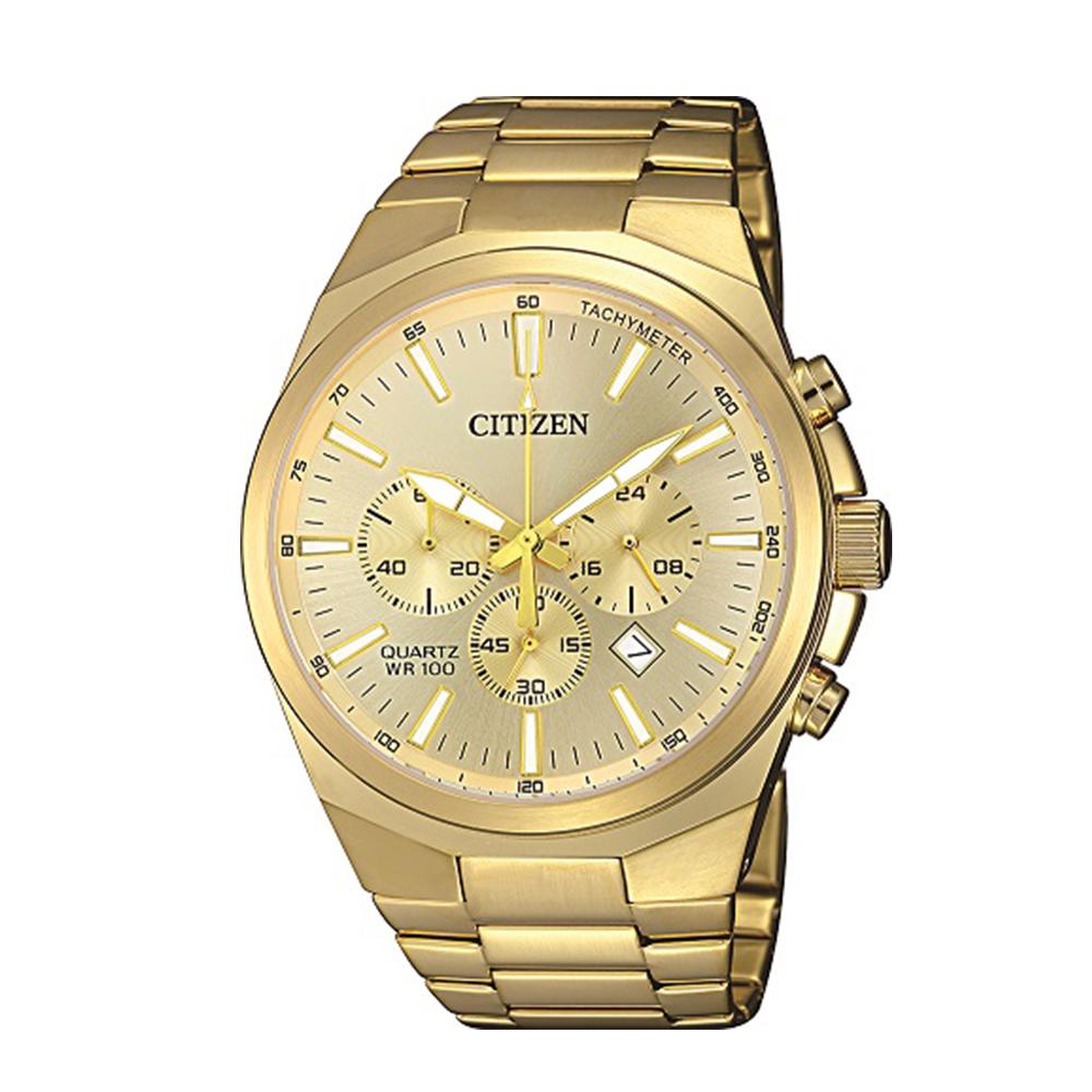 Citizen AN817253P Gold Mens Watch