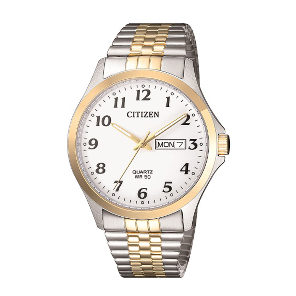 Citizen BF500493A Two Tone Stainless Steel Mens Watch