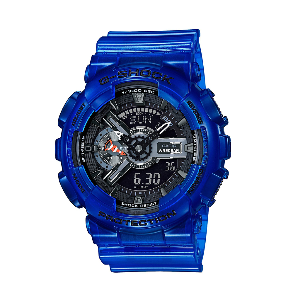 G Shock GA110CR-2A Mens Watch