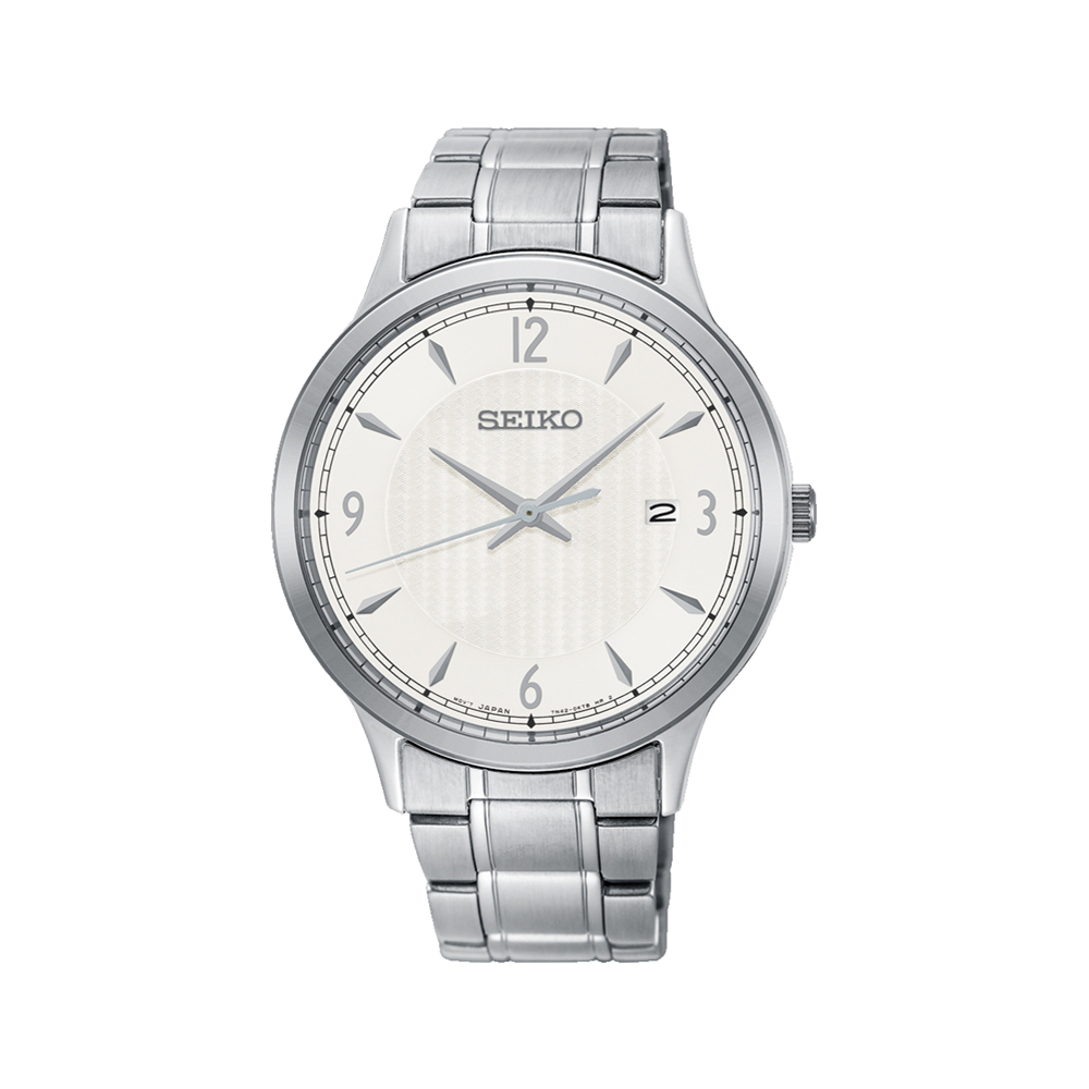 Seiko SGEH79P Stainless Steel Mens Watch