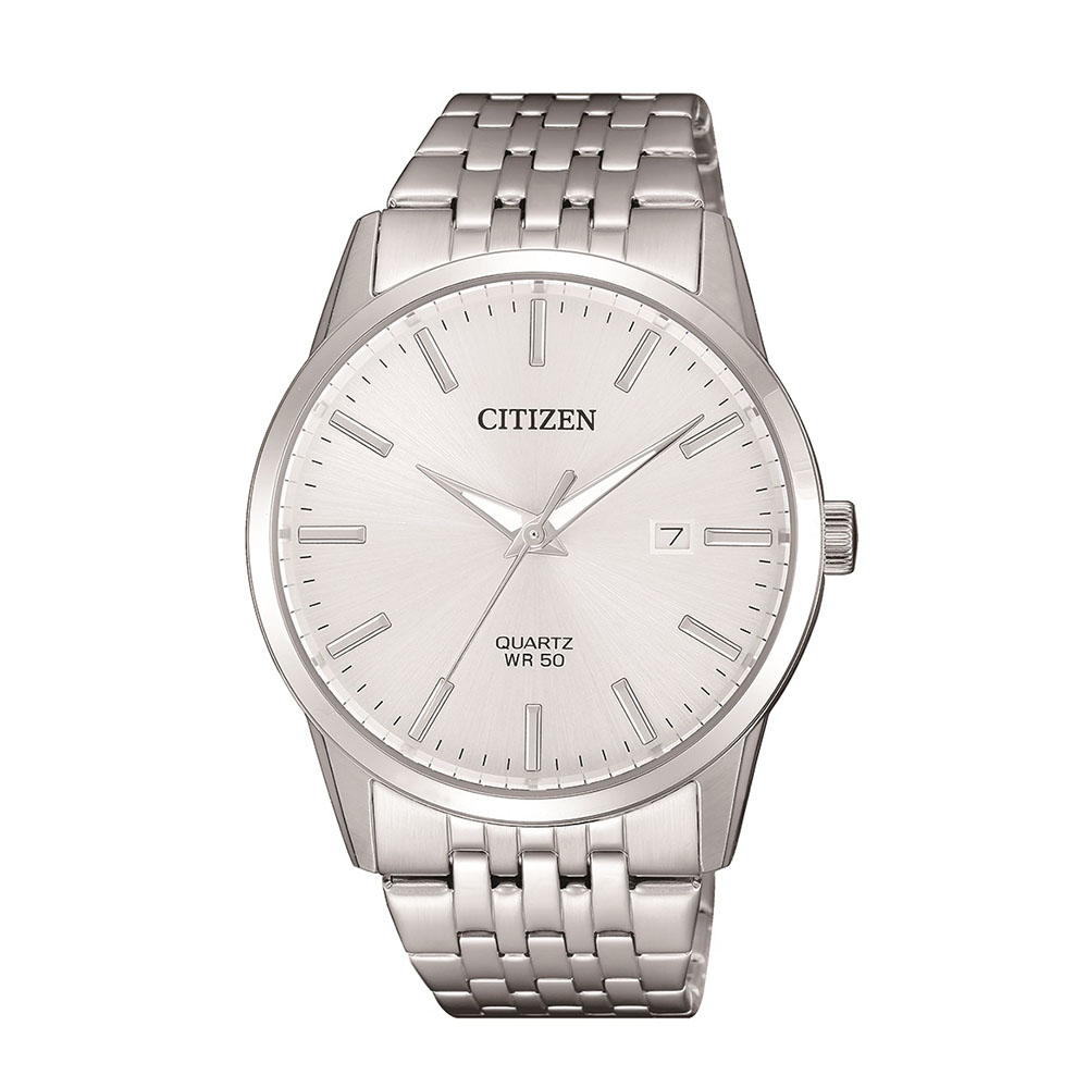 Citizen BI5000-87A  Stainless Steel Mens Quartz Watch