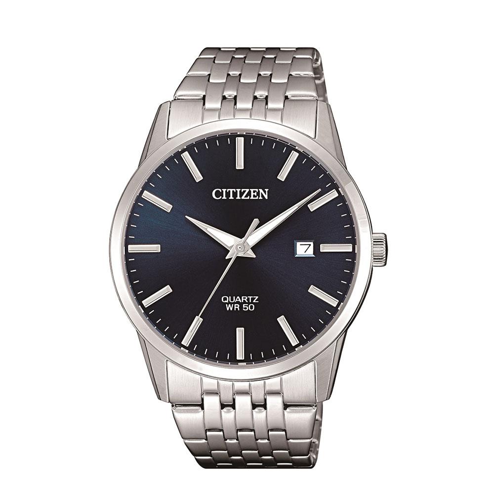 Citizen BI5000-87L Stainless Steel Mens Quartz Watch