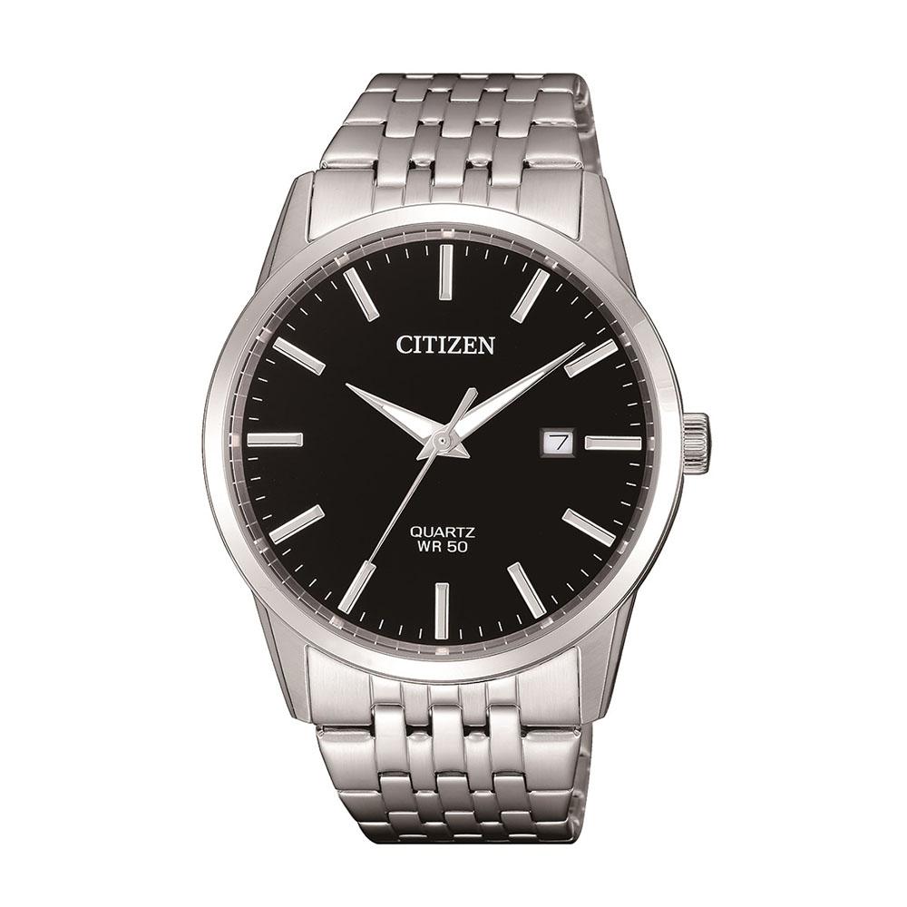 Citizen BI5000-87E Stainless Steel Mens Quartz Watch
