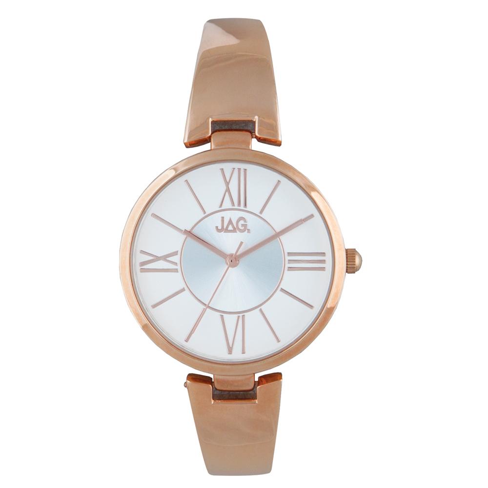 Jag Alannah J2201A Rose-Tone Womens Watch