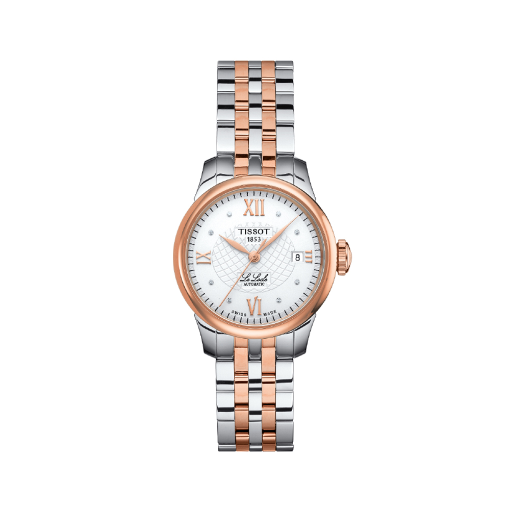 Tissot Le Locle Lady T41218316 Automatic Stainless Steel Watch