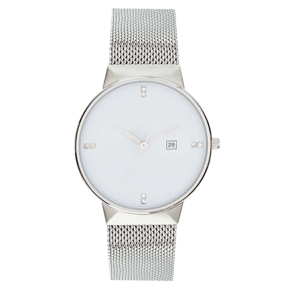 Jag J2239A Silver Stainless Steel Womens Watch