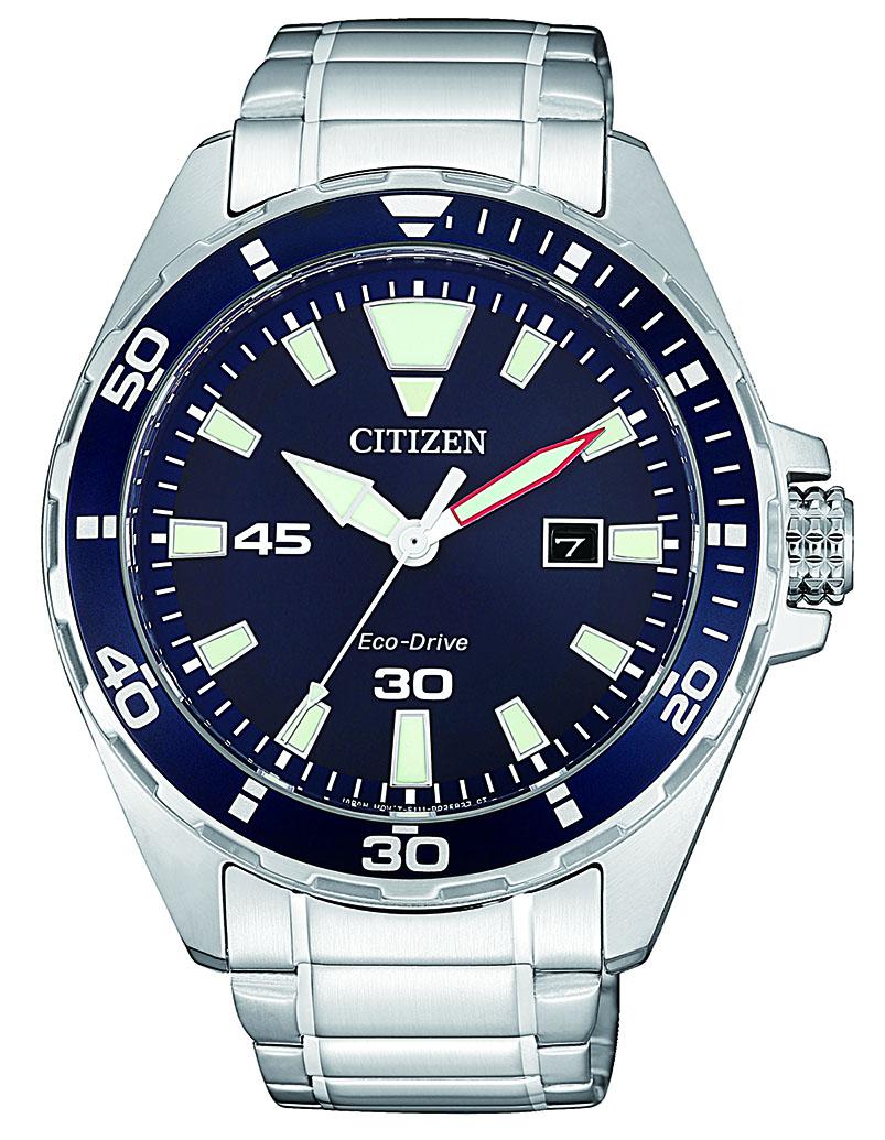 Citizen BM7450-81L Silver Stainless Steel Mens Watch