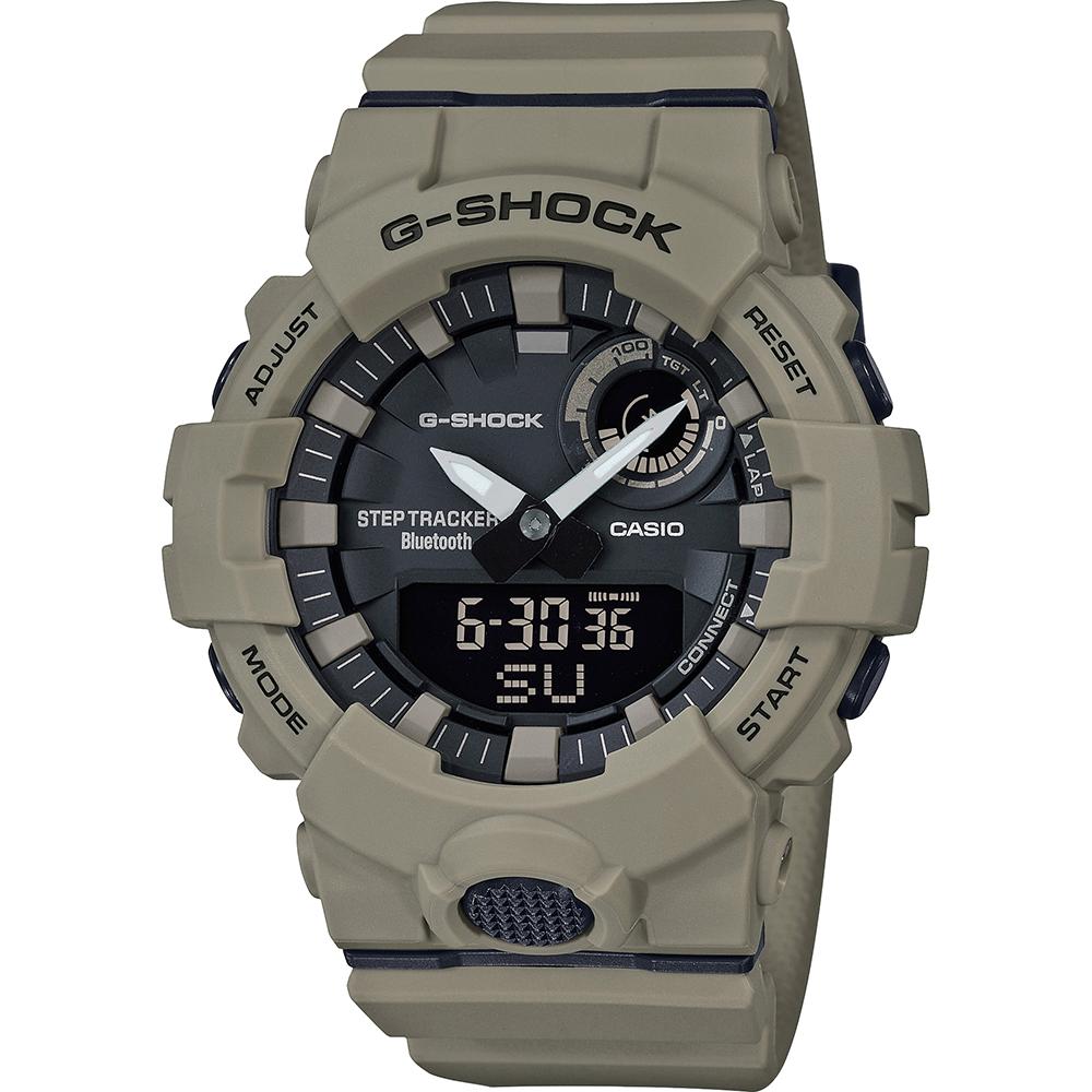 G-Shock GBA800UC-5A Bluetooth Beige Resin Mens Watch