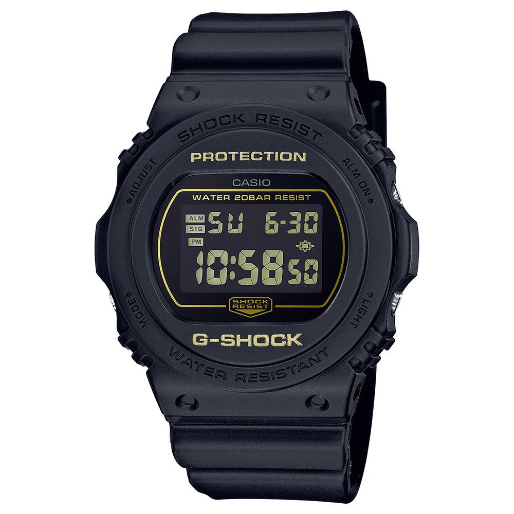 Casio G-Shock DW-5700BBM-1DR Black Resin Mens Watch