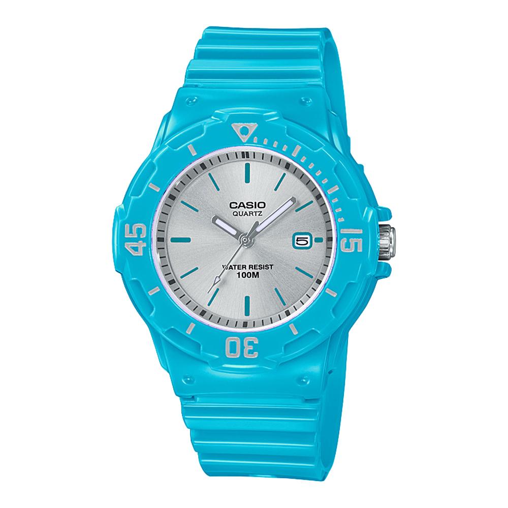 Casio LRW200H-2E3 Blue Resin Youth Watch