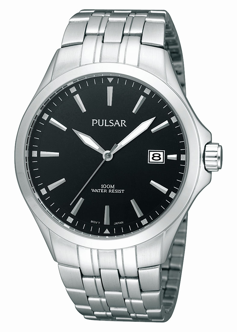 Pulsar PS9089X Stainless Steel mens Watch
