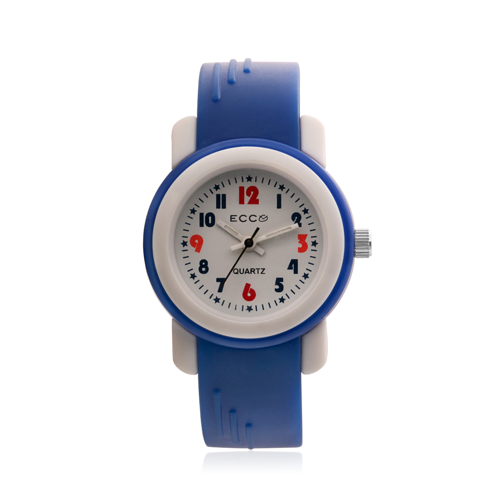 ECC Kids Blue Strap Watch