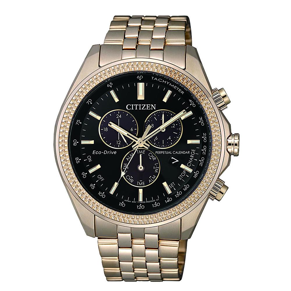 Citizen BL5563-58E Gold Stainless Steel Mens Watch