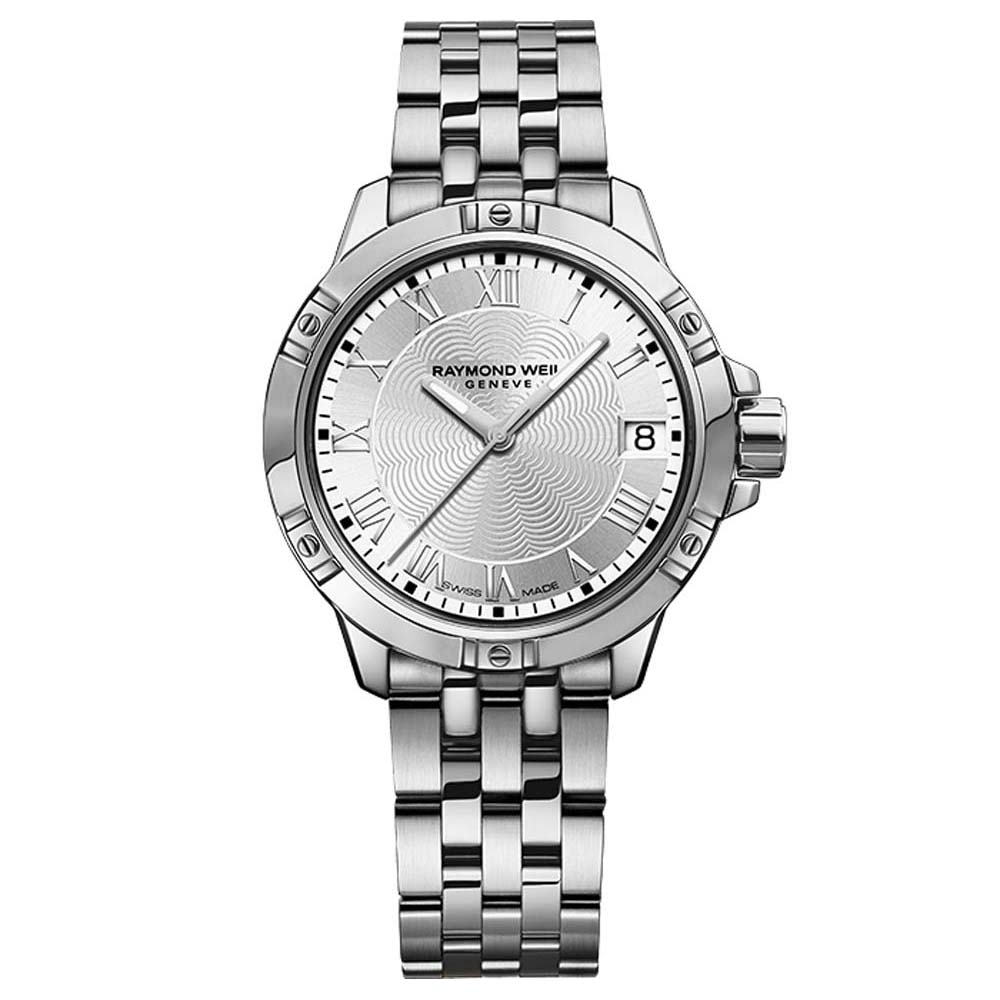 Raymond Weil Tango 5960-ST-00658 Stainless Steel Ladies Watch