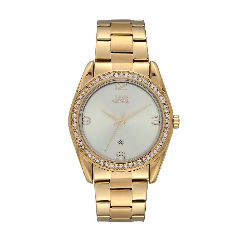 JAG Brooke J2140A Stainless Steel Womens Watch