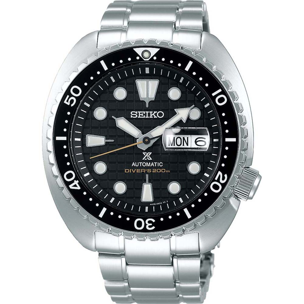 Seiko Prospex SRPE03K Automatic Divers Stainless Steel Mens Watch