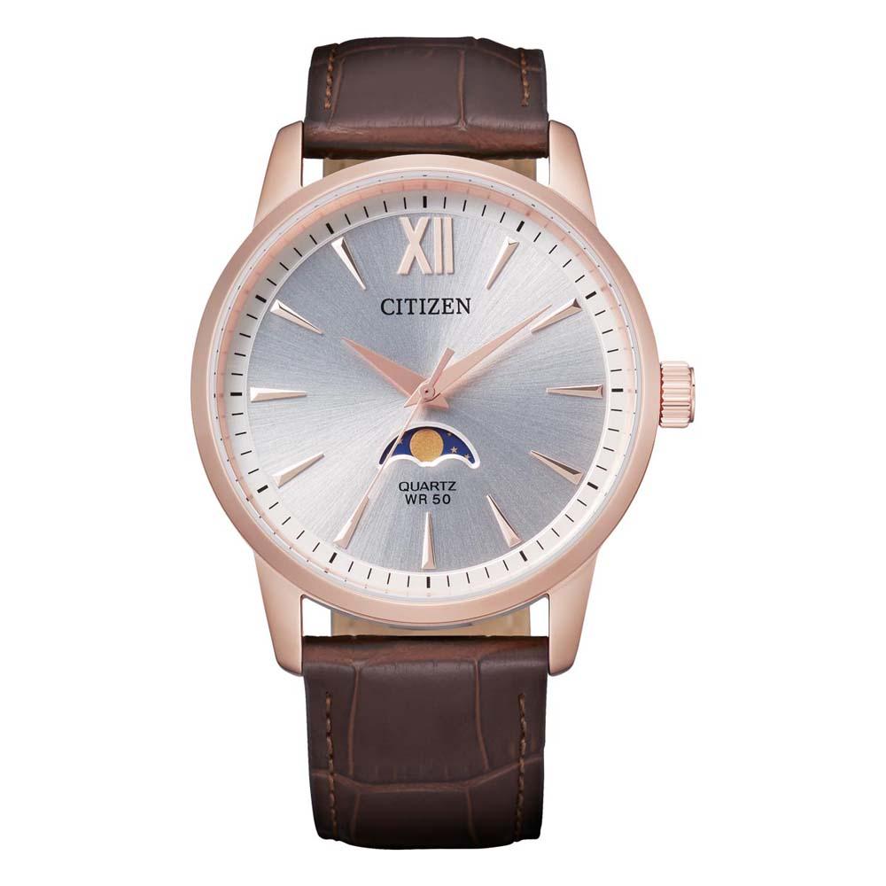 Citizen Quartz AK5003-05A Mens Watch