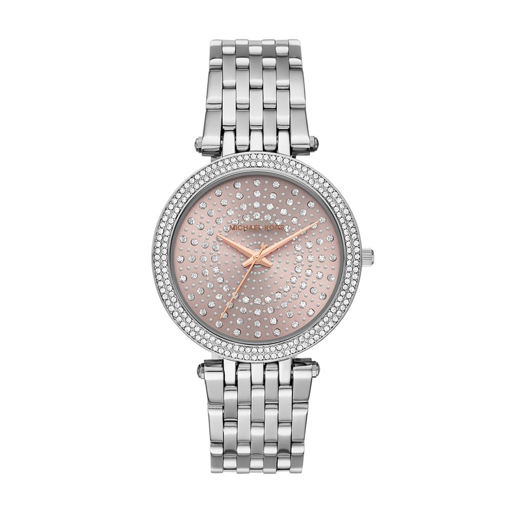 Michael Kors MK4407 Darci Crystals Stainless Steel Womens Watch