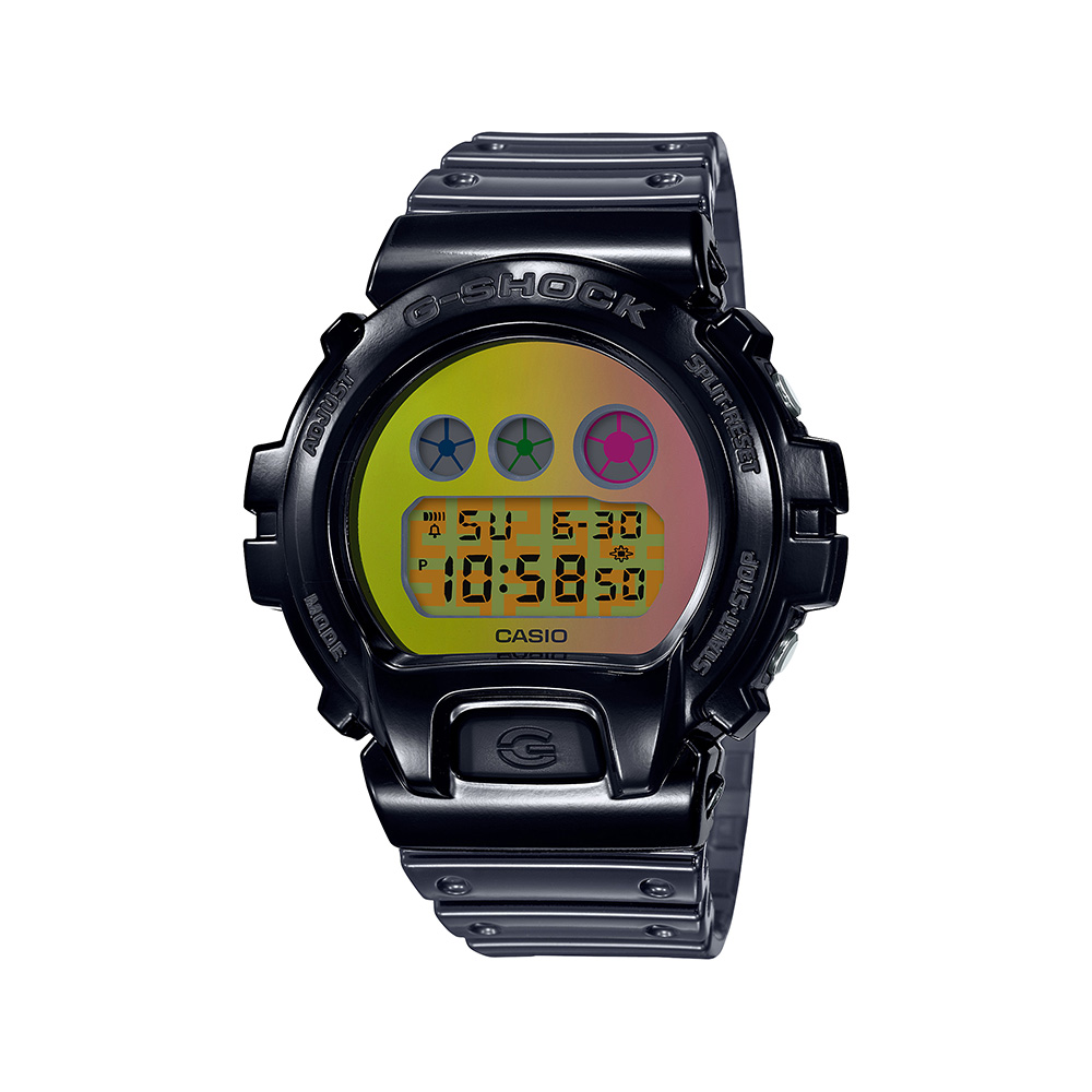 G-Shock DW6900SP-1 Special 25th Anniversary Semi Transparent Watch