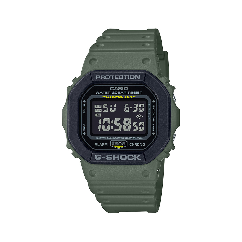 G-Shock DW5610SU-3DR Digital Mens Watch