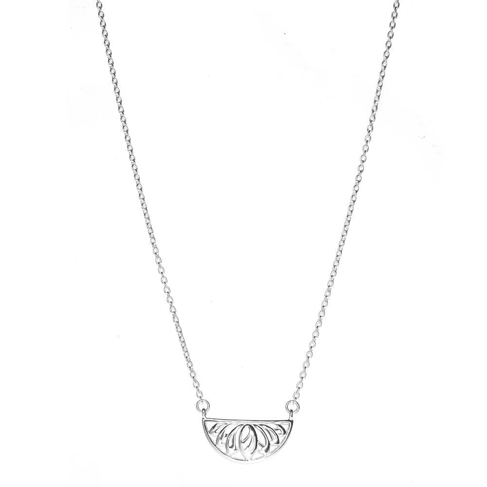Pastiche Sterling Silver Fancy Pendant