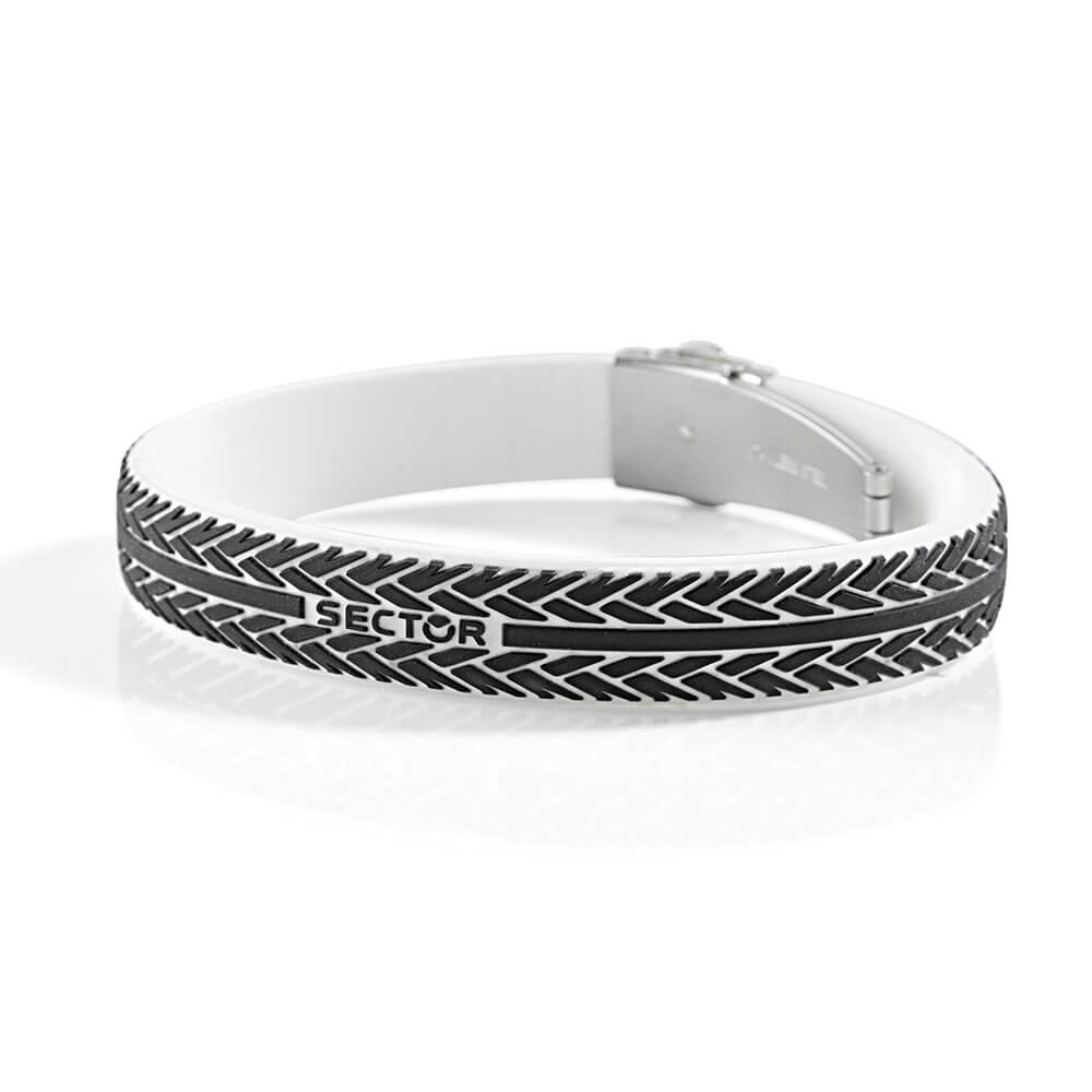 Sector Stainless Steel Fancy Bracelet