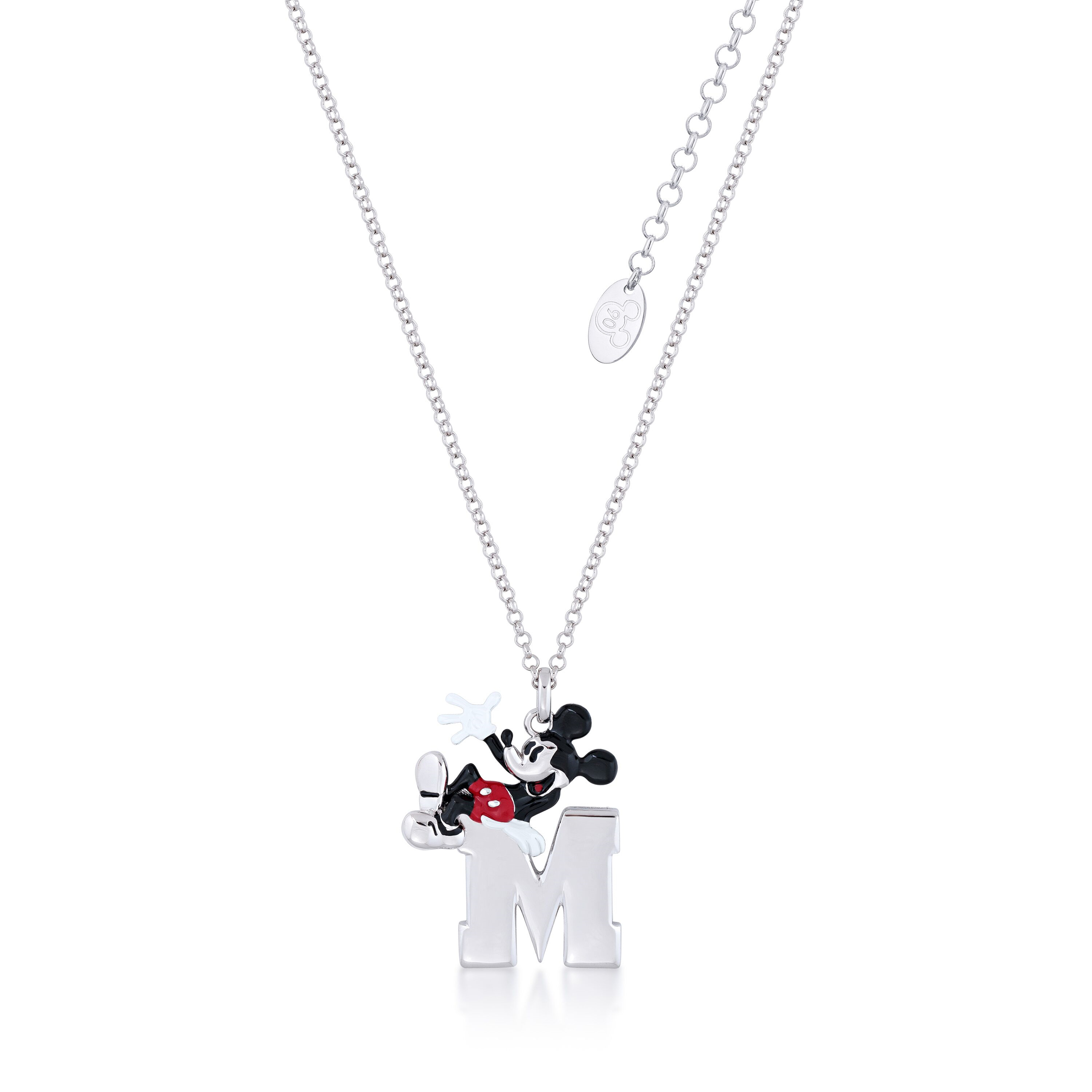 DISNEY Mickey Mouse Letter M Pendant