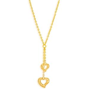 9ct Dazzling Yellow Gold Pendant