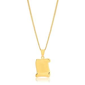 9ct Yellow Gold Exquisite Pendant